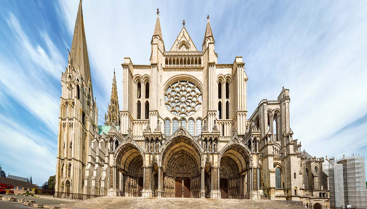 chartres cattedrale
