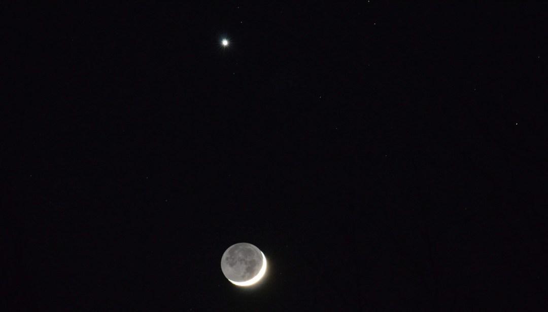 La Luna e Venere tornano ad incontrarsi: l'appuntamento è fissato a settembre, nel cielo