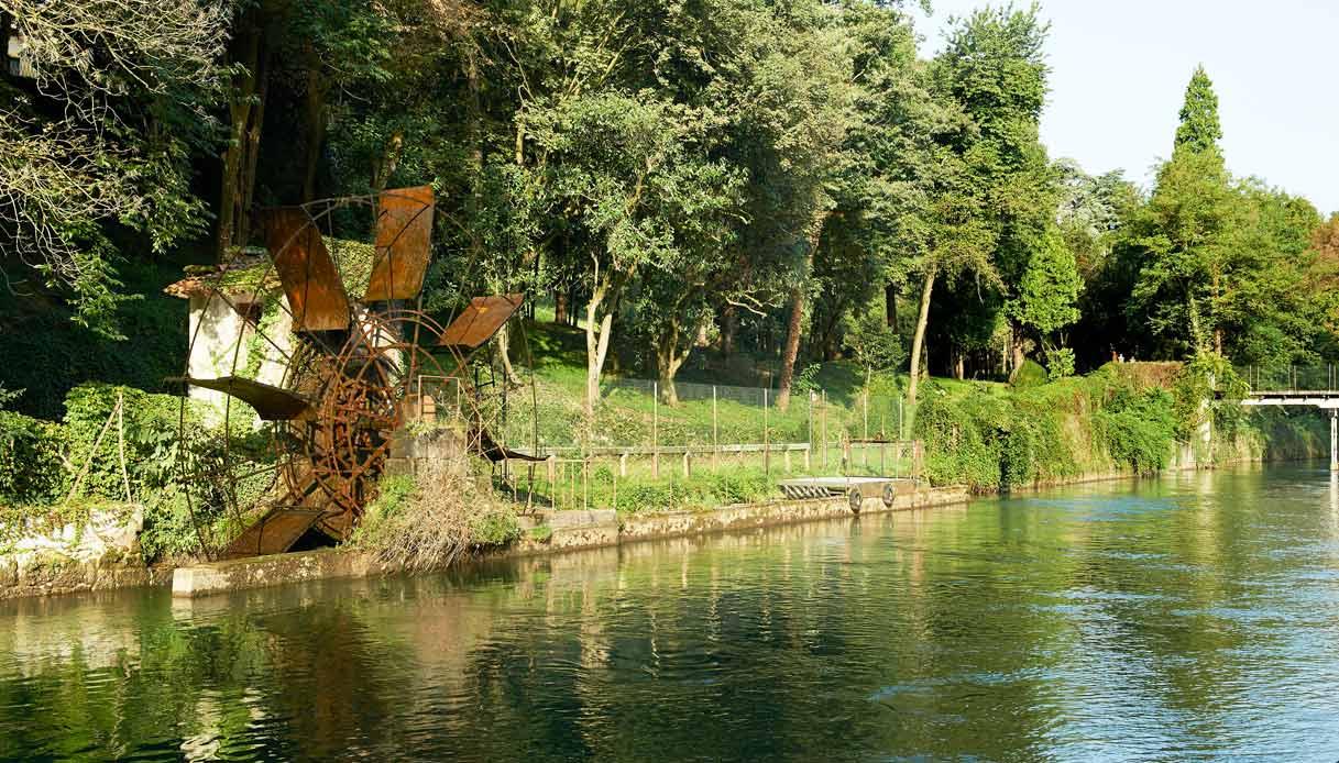 sentiero-leonardo-Vaprio-Adda-mulino-canale-Martesana