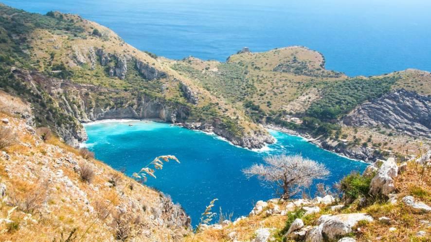 Le spiagge più selvagge e autentiche della Campania