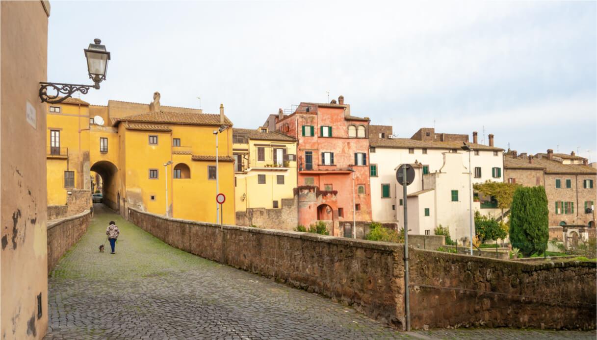 Centro storico di Tuscania