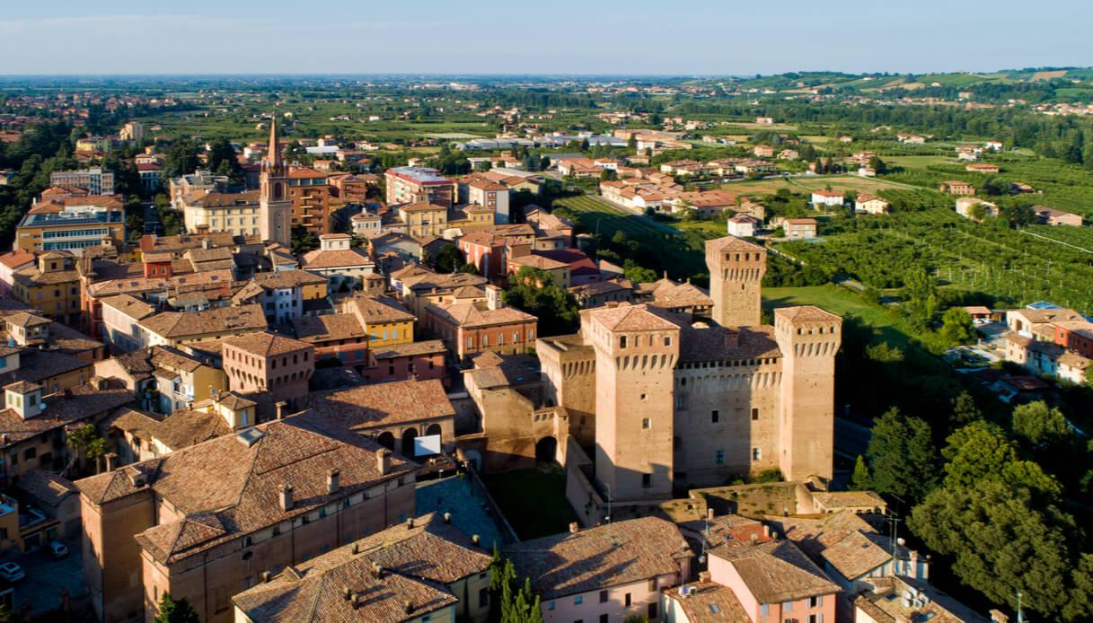 Visitare la città di Vignola