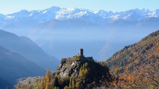 I suggestivi castelli della Valle d'Aosta, tra mistero e magia