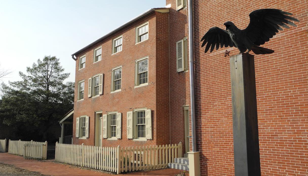 Edgar Allan Poe Philadelphia