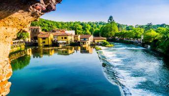 I borghi italiani attraversati dai fiumi, belli e romantici