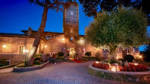 """Il castello della Castelluccia e gli altri set della fiction Tv """"L'allieva 3"""""""