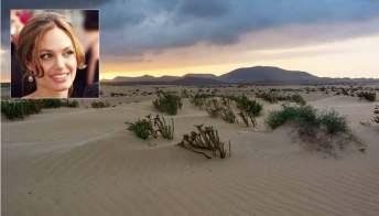 """Fuerteventura, set del nuovo film della Marvel """"Eternals"""" con Angelina Jolie"""