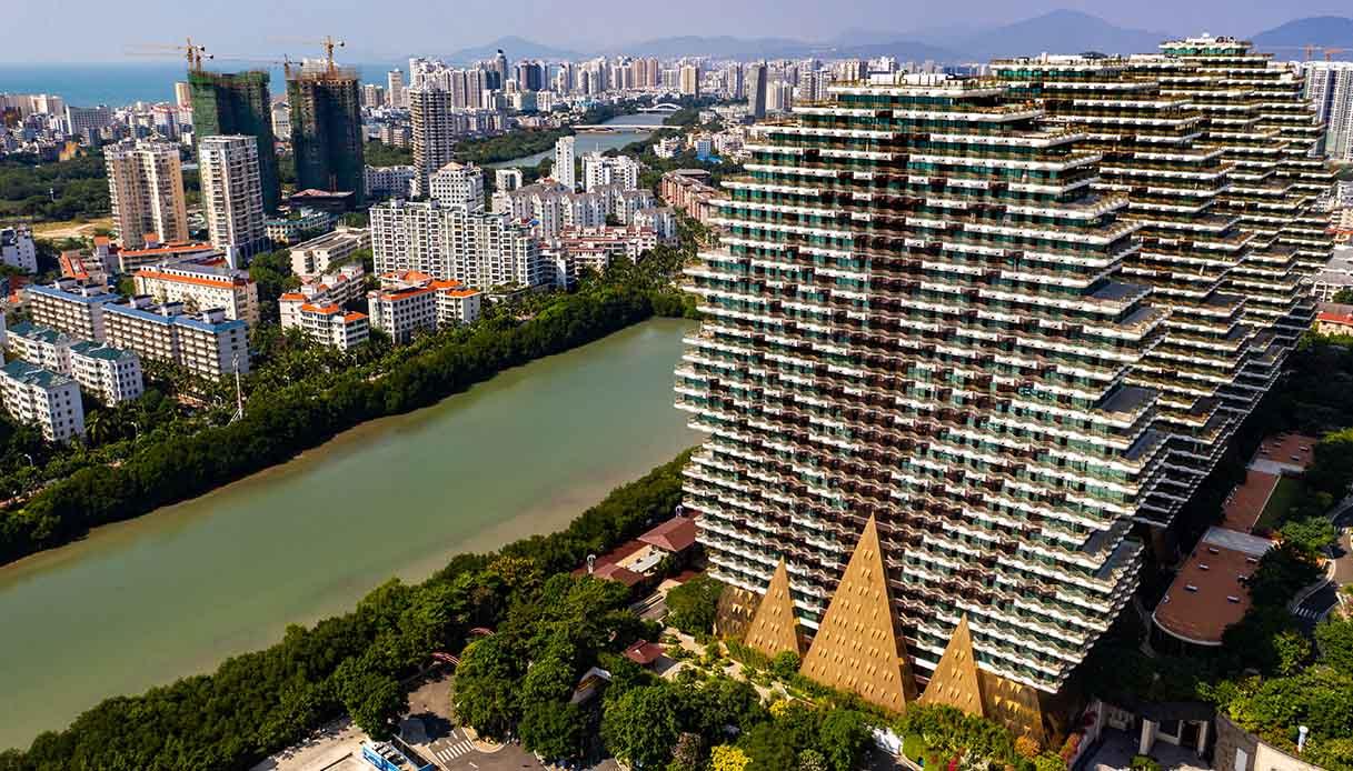 Sanya Beauty Crown Hotel, in Cina