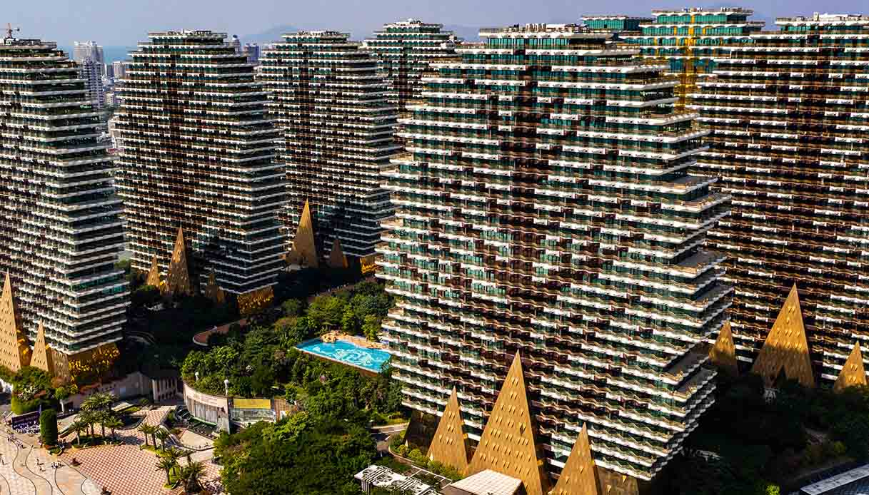 Sanya Beauty Crown Hotel, in Cina
