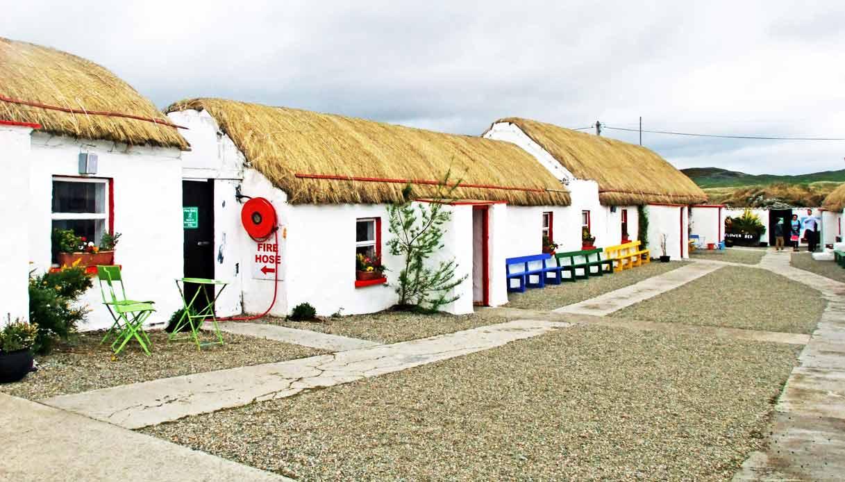 irlanda-cottage-villaggio-donegal