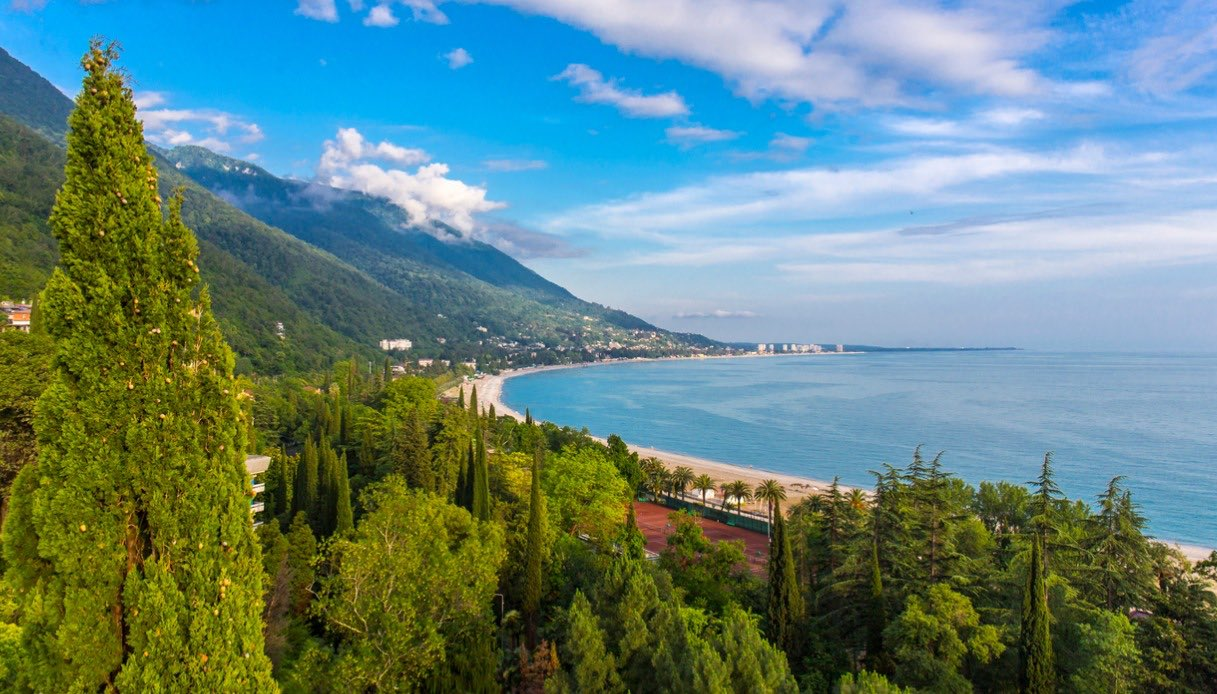 Abkhazia Mar Nero