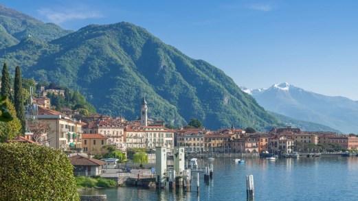 Menaggio, sul Lago di Como, tra sentieri e ville da fiaba