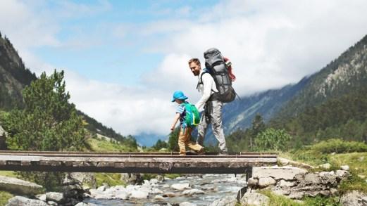 5 motivi per cui, portare i bambini a fare trekking, è di vitale importanza