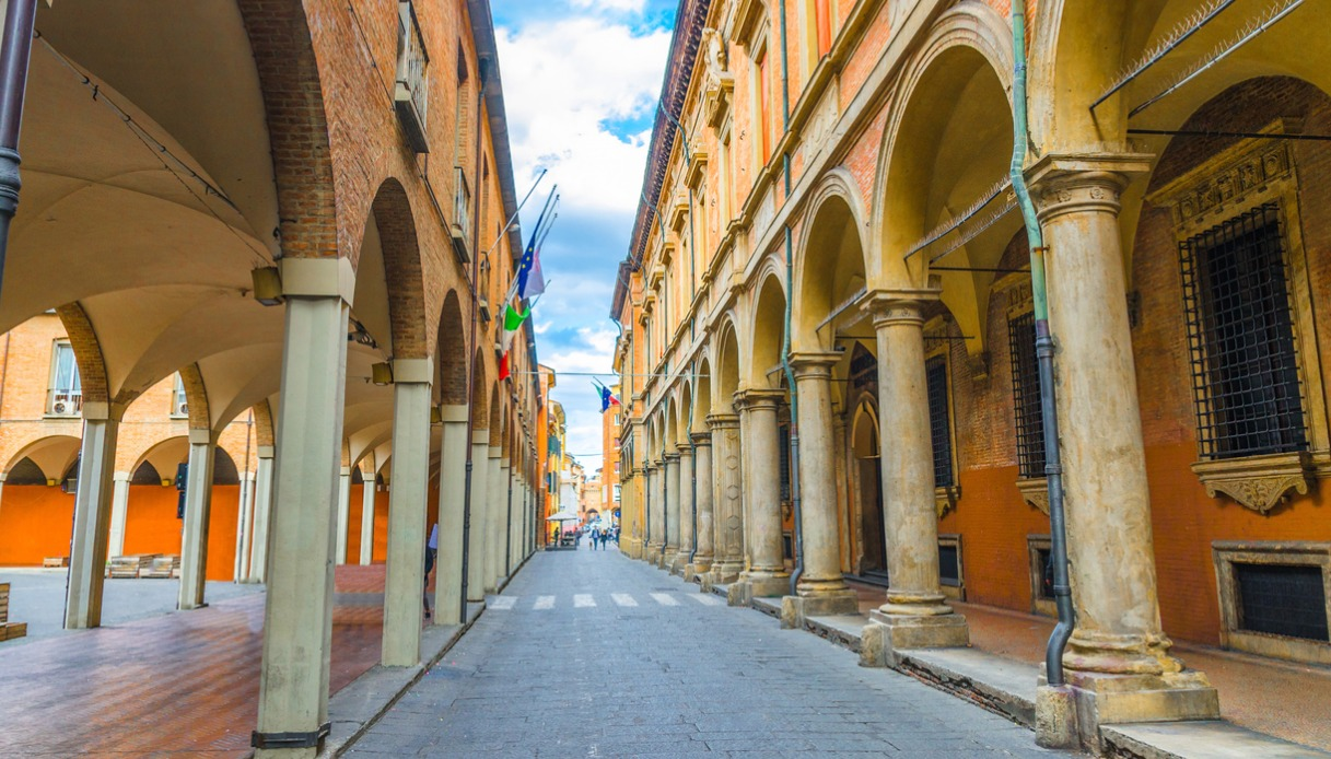 L'Alma Mater Studiorum di Bologna