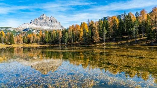 I magici parchi italiani da visitare in autunno