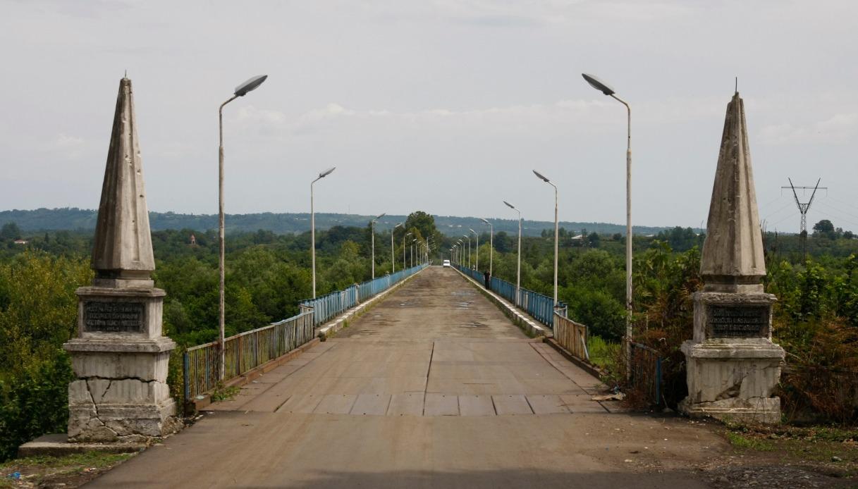 Ponte Abkhazia