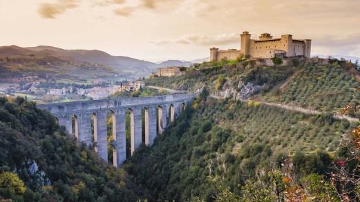 Gli affascinanti castelli dell'Umbria, un viaggio nel tempo