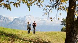 Il migliore itinerario da fare a piedi in autunno