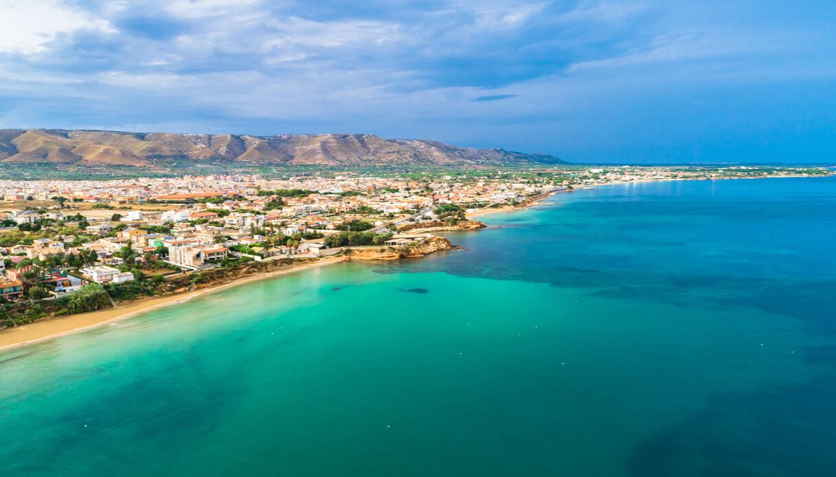 Le spiagge di Avola