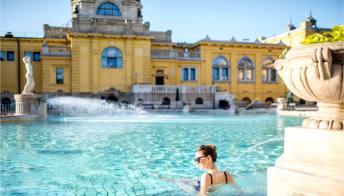 Scopri le migliori terme di Budapest