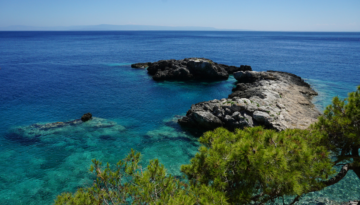 isole tremiti mare