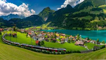 Trenitalia, la super offerta per viaggiare in Svizzera