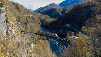 Riparte il Treno del foliage: le date dell'autunno-inverno 2020-21