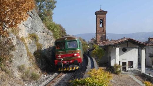 Viaggi d'autunno a bordo dei treni storici italiani