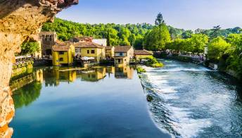 Il Parco del Mincio e i laghi di Mantova, bellezza sublime