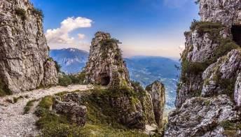 Le Piccole Dolomiti, splendore della natura