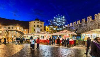 Cancellati i mercatini di Natale di Trento. Ma la festa ci sarà