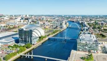 Glasgow: la città più sostenibile al mondo del 2020