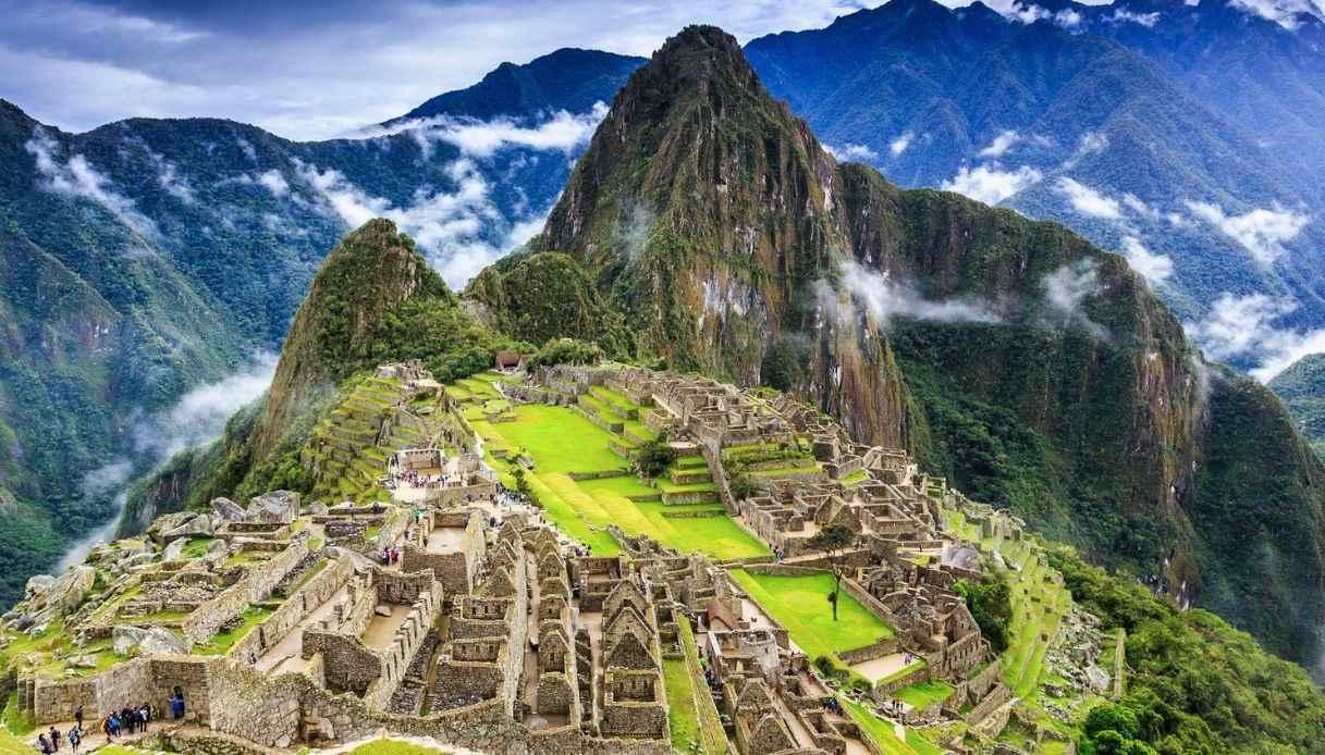 Machu Picchu: prima meta turistica a emissioni zero al mondo