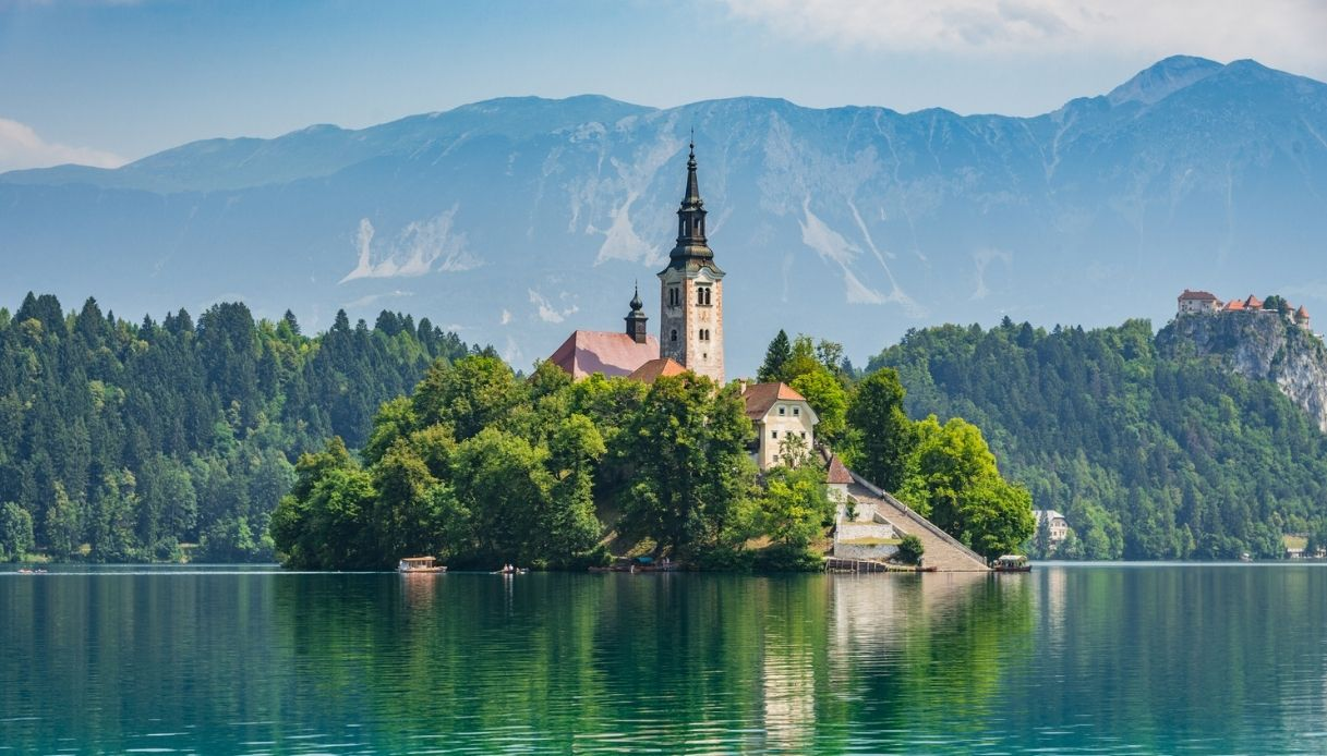 Nazione anno premio alla verde Slovenia