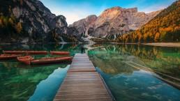 Autunno in Alto Adige, le offerte per visitarlo in treno