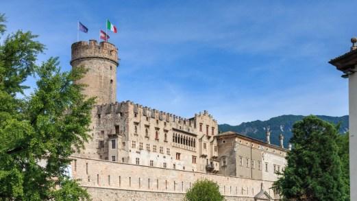 Il Castello del Buonconsiglio, tra arte, misteri e leggende