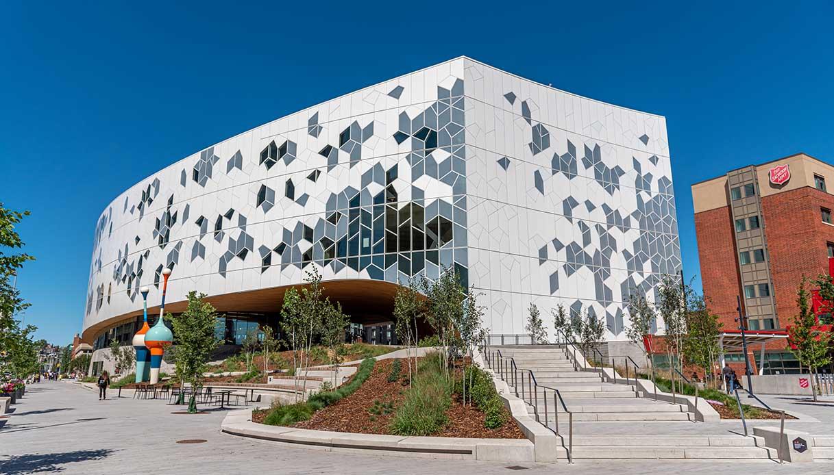 La biblioteca di Alberta