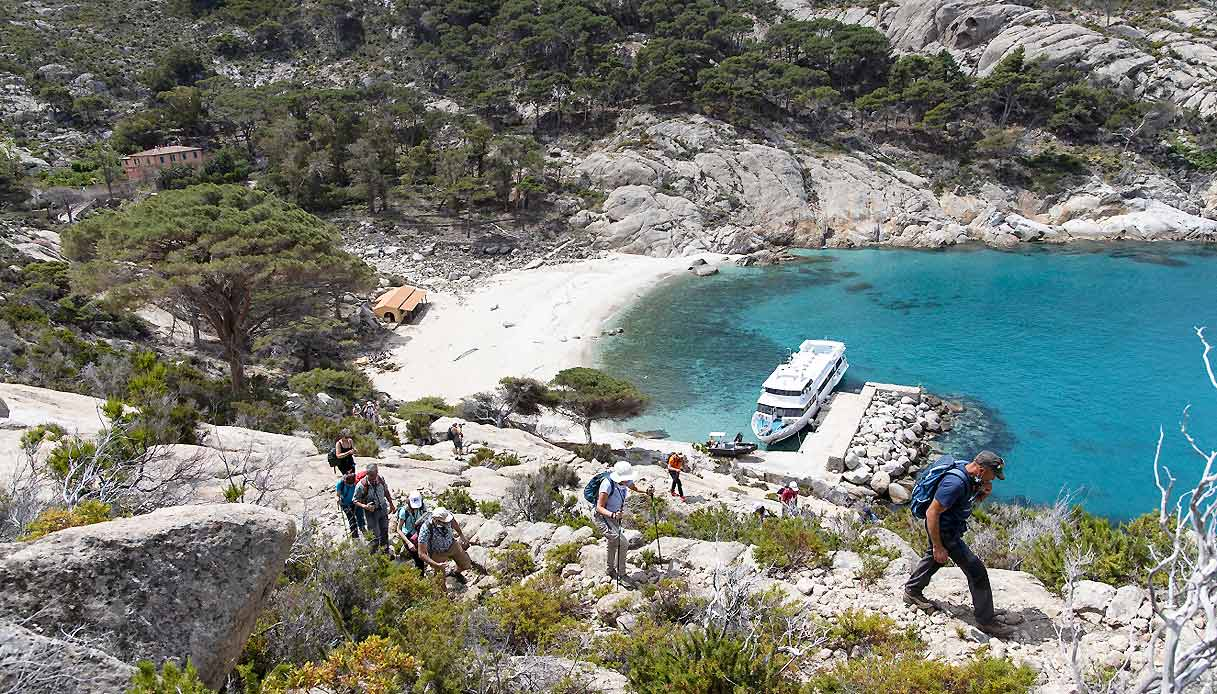 montecristo-arcipelago-toscano-trekking