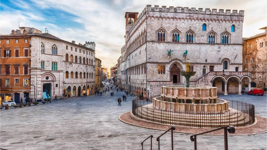 Perugia da vedere: cosa visitare