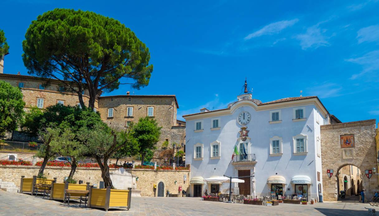 I migliori centri termali in Umbria