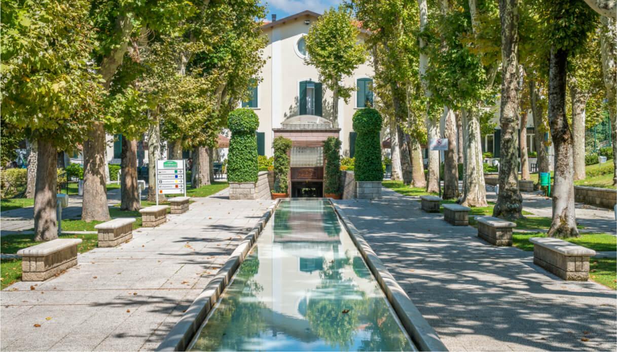 Le terme d'Abruzzo