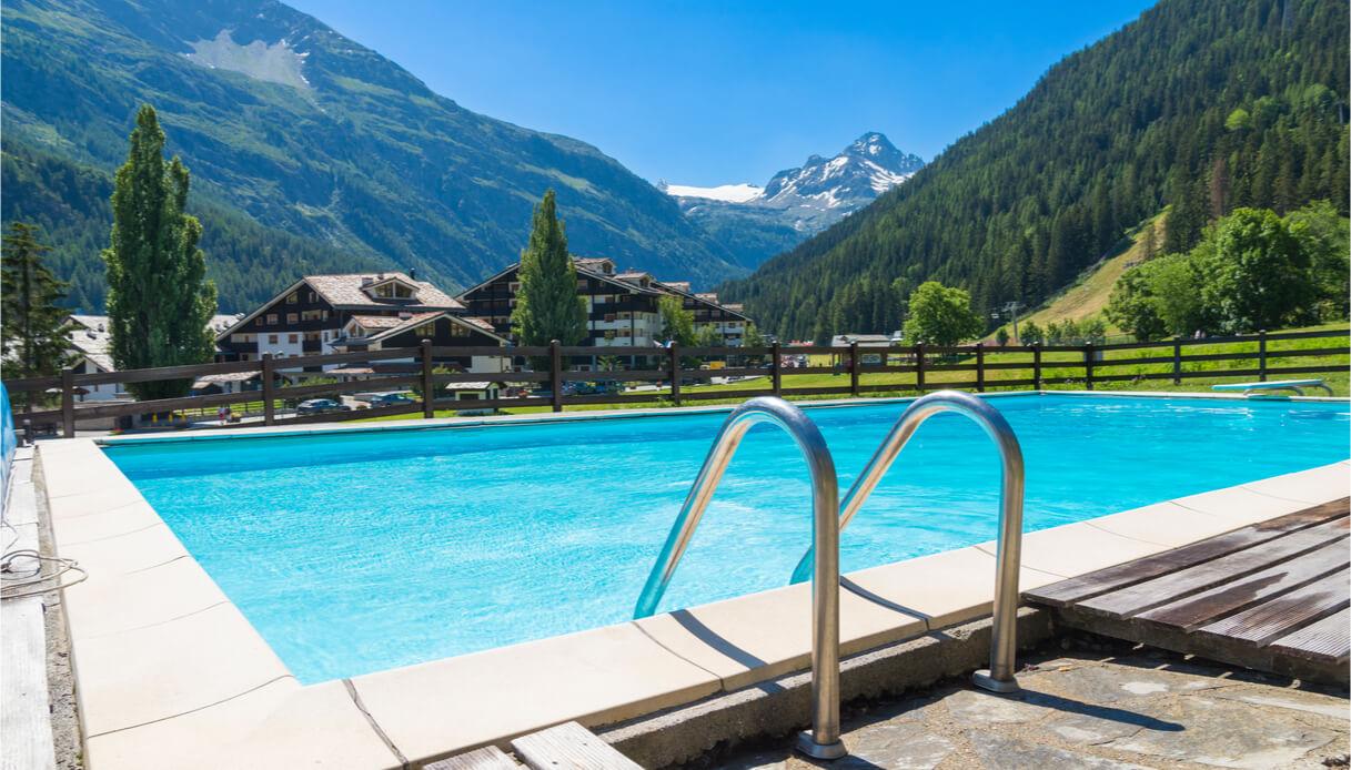 Le terme della Valle d'Aosta