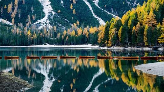 Le valli più belle delle Dolomiti da visitare in autunno