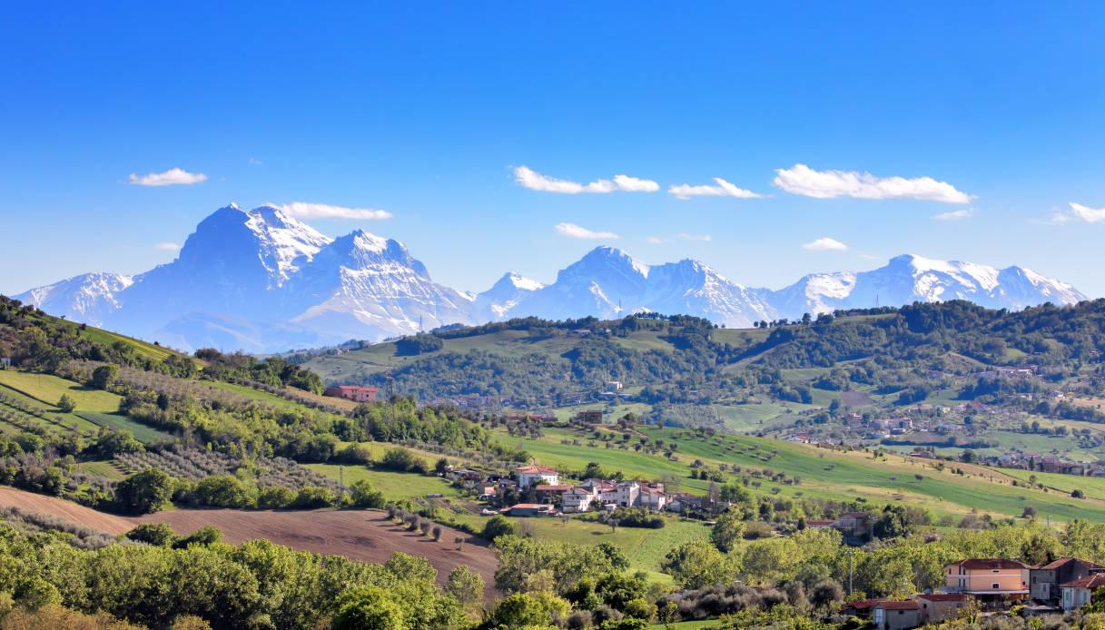 Abruzzo in camper