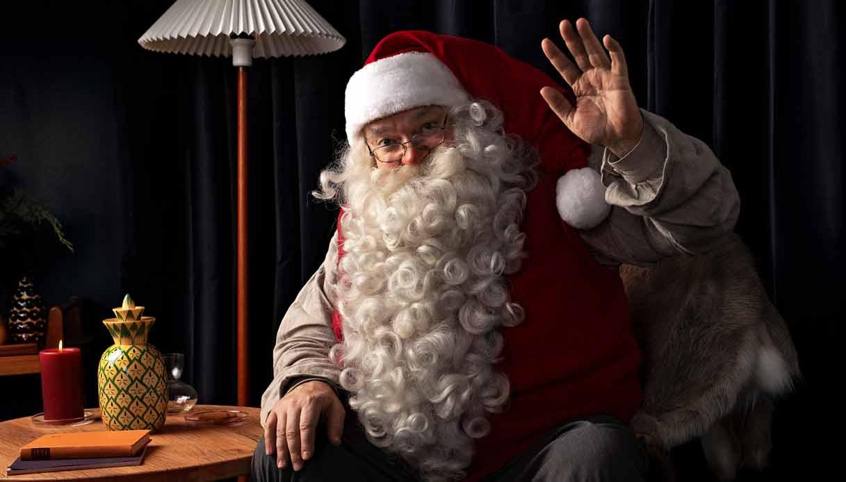 Il Babbo Natale.Come Sara Il Natale 2020 Intervista Esclusiva A Babbo Natale Siviaggia