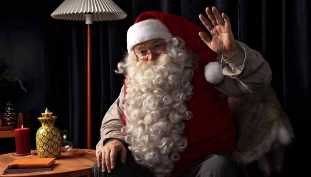 Dove Si Trova In Questo Momento Babbo Natale.Come Sara Il Natale 2020 Intervista Esclusiva A Babbo Natale Siviaggia