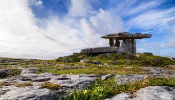 Il Burren d'Irlanda tra i luoghi da visitare nel 2021