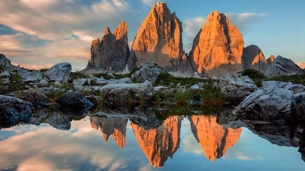 Le montagne più belle d'Italia