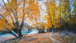 Passeggiate autunnali in Abruzzo con il foliage