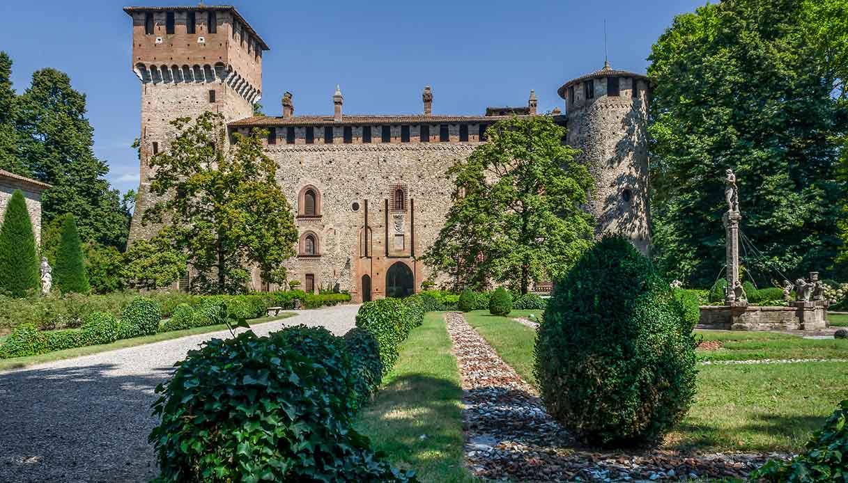 grazzano castello